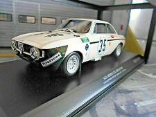ALFA ROMEO GTA 1300 Giulia ETC Jarama 1972 #35 Colzani Pooky Ven Minichamps 1:18