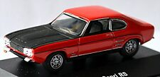 Ford Capri RS 2600 '69 1970-72 Coupe 1:72 rot red