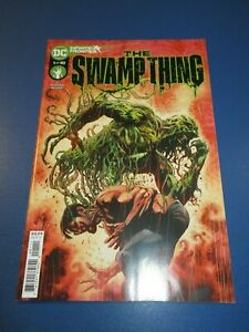 Swamp Thing #1 NM Gem wow Infinite Frontier