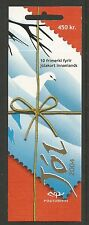 Iceland 2004 Christmas/Bird complete booklet--Attractive Art Topical (1031a) MNH