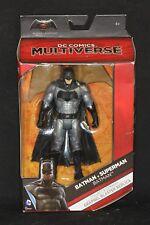 DC Comics Multi-Univers Batman V Superman Figure Bruce Wayne Grappin Blaster BAF