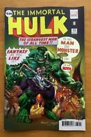 Immortal Hulk # 33 2020 Joe Bennett Variant Cover 1st Print Marvel Comics NM-