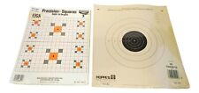 Lot of 40: Nra B2 Official 50 Ft Slow Fire Pistol & Airgun Sight-In Targets