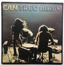 CAN Tago Mago ORIGINAL 1971 UK 2xLP United Artists UAD 60009/10 KRAUTROCK NM/NM