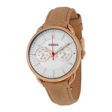 Fossil Tailor Multifunction Silver Dial Ladies Watch ES4007
