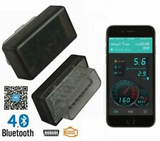 Mini elm327 voiture Diagnostic Appareil Bluetooth Dual-Mode 2.0/4.0 Android iOS Windows
