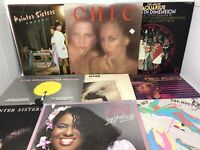 Soul & Funk LP Vinyl Lot of 16 Records - Ohio Players Earth Wind Fire 70s & 80s