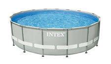 Intex 28909 549x132 Swimming Pool Frame Stahlwandbecken