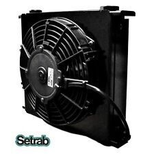 SETRAB FP634 FAN PACK (SHROUD AND FAN) P/N FP634M22i W/ 34 ROW COOLER, FREE SHIP