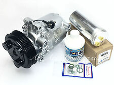 A/C Compressor kit for 2005-2015 Nissan Frontier 4 Cyl Only One Year Warranty.