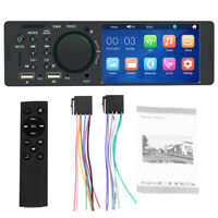 4.1'' Car Stereo MP5 MP3 Player Single 1DIN FM Radio BT USB/AUX w/ REMOTE