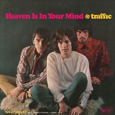 Heaven Is in Your Mind [Digipak] by Traffic (CD, May-2012, Sundazed)