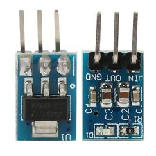 1Pc 5V to 3.3V DC-DC Step-Down Power Supply Buck Module AMS1117 LDO 800MA Board