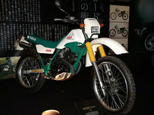Yamaha Serow XT225  WorkShop Manual - Years 1992 to 2000 pdf