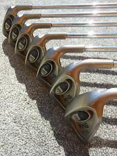 PING i3+ BLADE IRONS 5-W BLACK DOT NIPPON NS PRO 990 UNIFLEX STEEL SHAFTS