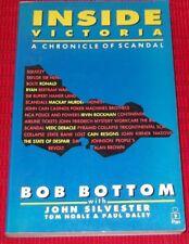 INSIDE VICTORIA ~ A Chronical of Scandal ~ BOB BOTTOM, JOHN SILVESTER