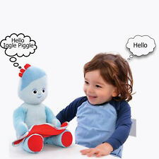 Talking Iggle Piggle Soft Toy In The Night Garden Fun Xmas Kids Children Gift