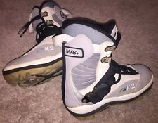 K2 Clicker Snowboard Boots Women's Size 6.5 6+ 6 1/2