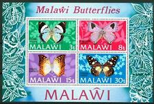 MALAWI - BF - 1973 - Farfalle