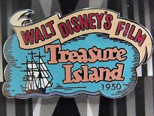Disney Countdown to the Millennium Trading Pin #51 Ship Treasure Island 1950