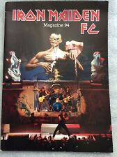 Iron Maiden Fan Club Magazine # 94