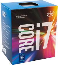 Intel Core i7-7700 4.2GHz Kaby Lake CPU LGA1151 Boîtier de processeur de bureau