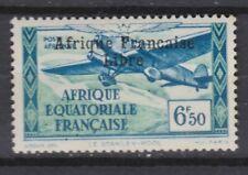 AFRIQUE EQUATORIALE PA N° 18 Neuf  char. C de française sans cédille Cote 45 €
