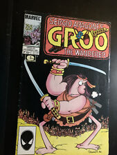 Marvel Comics Sergio Aragone's Groo the Wanderer Comic Book #22