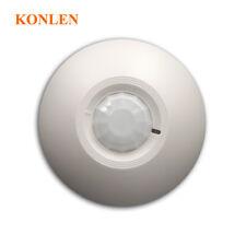 12V Wired ceiling PIR Motion Detector Alarm Infrared Sensor 360 Degree Detection