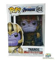 Funko Pop! Marvel Avengers Endgame Thanos #453 Vinyl Figure Pop Protector