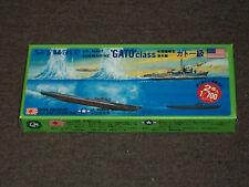 Sky Wave 1/72 US Navy 'Gato' Class Submarine, IJN Subchaser No.13 & B-24