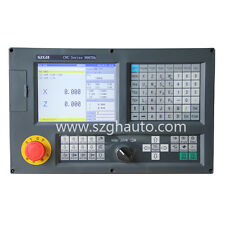 Cheap 2 axis CNC lathe controller usb stepper controls  for turning machine