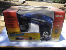 Rare Vintage Nikko Digital Remote controled Tacoma truck 1990's NOS