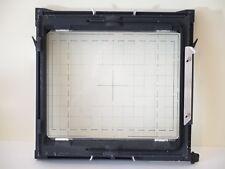 Sinar P - 8x10 Format Set : Rear Carrier Frame / Back Assembly