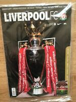 Liverpool FC League Champions 2019/2020 Trophy - Official Magazine sept.2020
