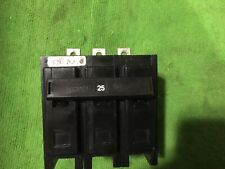 Eaton Cutler Hammer Bab3025H 3Pole 25 Amp 240V 3 Bolt-On Circuit Breaker