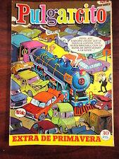 Pulgarcito Extra Primavera 1974,Bruguera