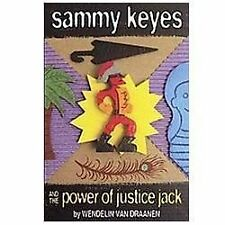 Sammy Keyes and the Power of Justice Jack-ExLibrary