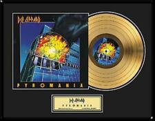 DEF LEPPARD - PYROMANIA LP GOLDENE SCHALLPLATTE LP02024