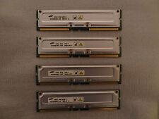 256 Mo 800-45 PC800 Samsung MR16R0824BN1-Rambus RDRAM Mémoire