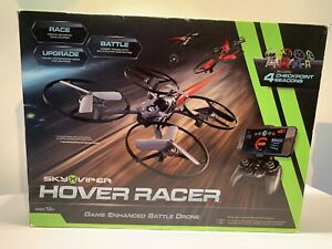 SKY VIPER HOVER RACER GAME ENHANCED BATTLE DRONE BLACK