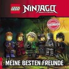 LEGO® NINJAGO®. Meine besten Freunde (2017, Gebundene Ausgabe)
