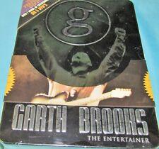 SEALED 5 DVD Garth Brooks set in Tin Box