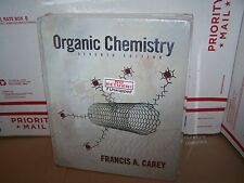 Organic Chemistry by Francis A. Carey (2006, Hardcover) NEW WITH STUDENT MANUAL