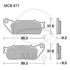 TRW Lucas Brake Pads MCB817SH Trw-Lucas