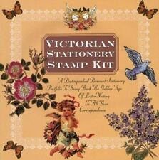 Victorian Stationery Stamp Kit: A Distinguished Personal Stationery Portfolio to