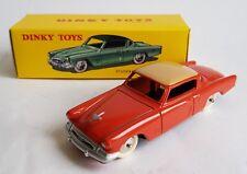 DeAgostini / Dinky Toys No. 24Y, Studebaker 'Commander', Superb Mint.