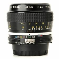 Nikon 55/3, 5 AI Micro-Nikkor