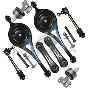 FORD GALAXY 2007> REAR SUSPENSION WISHBONE CONTROL ARMS LINKS & BOLTS KIT