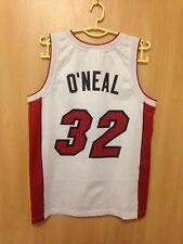 NBA MIAMI HEAT BASKETBALL SHIRT JERSEY CHAMPION SHAQUELLE O'NEAL #32